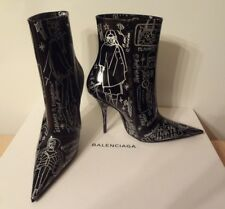 *BNIB*  Balenciaga Spike *Tatoo* ankle boots / booties - 38