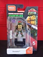 Mega Construx Heroes Wave 5 Minifigures YOU CHOOSE Scareglow Donatello Xenomorph