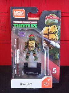 Mega Construx Heroes Wave 5 Minifigures YOU CHOOSE Scareglow Donatello Xenomorph