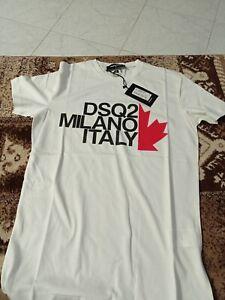 T shirt dsquared2 uomo