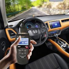 AC990 LCD Diagnostic Scanner OBD2 EOBD Code Reader Car Check Engine Fault Tool
