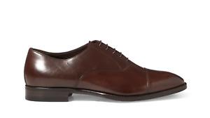 $695 Ralph Lauren Purple Label Mens Bartsworth Calfskin Blake Oxford Dress Shoes
