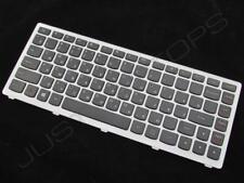 New Original Lenovo IdeaPad U310 Russian Keyboard Rossija Klaviatura White Black