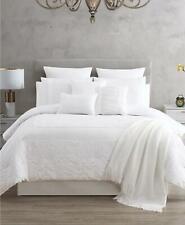 Hallmart Collectibles Jagger King 14 Piece Comforter Set White $460