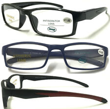 L152 Sports Style Reading Glasses/Men's Fashion/Super Comfort Designed ^^^^^
