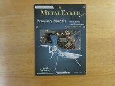 Metal Earth 3D Model Kit Praying Mantis