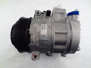 Reman A/C Compressor and Clutch-New Compressor DENSO 471-1293 Mercedes