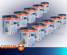 LAMPADE AUTO ORIGINALI OSRAM H7 CLASSIC BOX 10 PZ.12V 55W ALOGENE 64210CLC