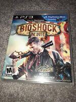 BioShock Infinite (Sony PlayStation 3, 2013) Complete