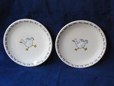 "PAIR Price and Kensington Home Farm Moo Baa Quack Oink 8"" Novelty Side Plates #2"