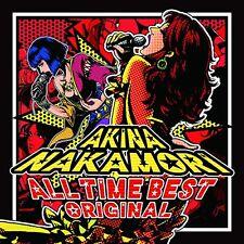 New Nakamori Akina All Time Best Original CD UPCH-1990
