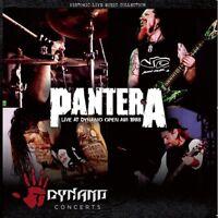 PANTERA - LIVE AT DYNAMO OPEN AIR 1998 CD ~ DIMEBAG DARRELL *NEW*
