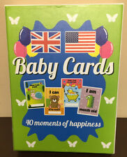 New Box Of Baby Cards 40 Moments Of Happiness