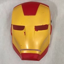 Marvel Iron Man Plastic Costume Mask
