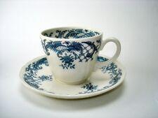 Kaffeetasse mit Untertasse  Villeroy & Boch Valeria blau