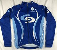 SQUADRA Medium Cloud Nine Bikes Santa Cruz LONG SLEEVE Bicycling Cycling JERSEY