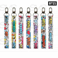 BTS BT21 Official Authentic Goods Hand Strap POP 20x165mm + Tracking Number