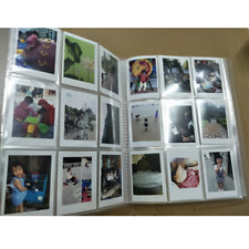 "288Sheets Photo Pocket Album 3.5x2.5"" Storage Book for Polaroid Sanp Film"
