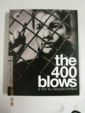 400 Blows Used! Blu-Ray Criterion Collection Francois Truffaut 2008 1St Print!