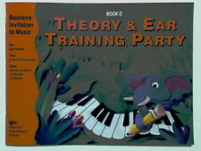 Theory & Ear Training Party Book D Bastien - Ages 4 & up Free Ship