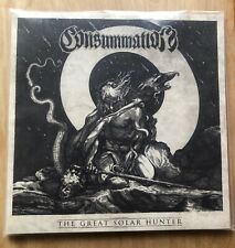 Consummation - The Great Solar Hunter - Black Metal Death Metal Vinyl 2xLP