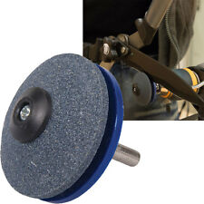 Tondeuse à gazon rotative tondeuse lame garden tool sharpener for rotary drill