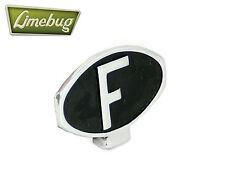 VW Beetle T1 Bus T2 Vintage F Badge France French Robri Sign Emblem Badge Camper