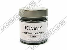 TOMMY ART - METAL COLOR - ARGENTO - 200 ml - COLORI METALLICI