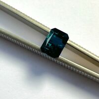 INDICOLITE TOURMALINE NATURAL MINED UNTREATED 3.37Ct  MF3401