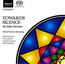 Sir John Tavener,medici String Quartet court La - Towards Silence - NEW CD