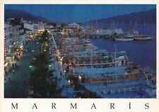 Marmaris Turkey Postcard used VGC