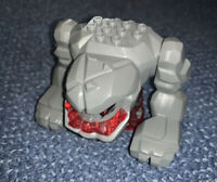 Lego Power Miners Monster Groß Tremorox Rock Rot aus Set 8708 8964 Neuwertig