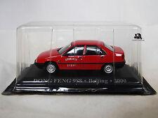 Miniature IXO Véhicule Altaya Taxi Monde Citroen ZX DONG FENG 988 Beijing 2000