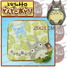 Tonari no Totoro MINI TOWEL CLOTH asciugamano 25X25 cm Nibariki japan