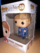 Funko Pop! - Harry Potter-legendarias Lockhart Exclusivo - #59