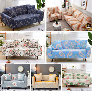 Washable Stretch Sofa Couch Cover Pet Dog Kid Quited Throw Protector Slipcover