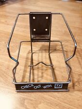 Vintage Readers Digest TV Guide Magazine Store Advertising Display Rack