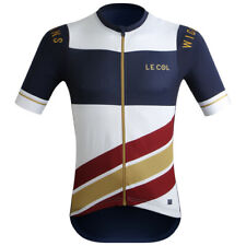 Le Col By Wiggins Men's Pro LTD Edition Cycling Jersey Medium MSRP $165