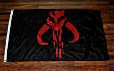 New listing Star Wars Mandalorian Banner Flag Boba Fett Empire Strikes Back Bounty Hunter B