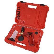 Car/motorcycle líquido de frenos bleeder/vacuum Bomba Con Adaptadores Garage herramienta Tester