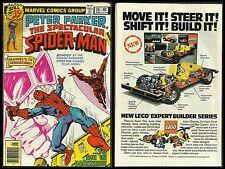 SPECTACULAR SPIDER-MAN #26 VG- (Marvel 1979) DAREDEVIL MASKED MARAUDER TRI-MAN