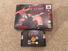 ECW: Hardcore Revolution (Nintendo 64, 2000) Used