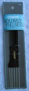 Goody Hair Teasing Comb & Lift Metal Pick Combination Tool Volume Fullness Teeth
