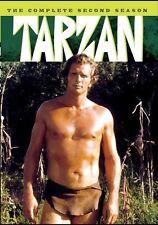 Tarzan: The Complete Second Season [6 Discs] (2013, DVD NEUF) DVD-R (RÉGION 0)