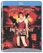 Resident Evil (Blu-ray Disc, 2008) NEW Sealed, Free Shipping