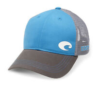 Costa Del Mar Offset Logo XL Fit Trucker Hat