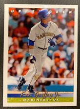 1993 Upper Deck - #355 Ken Griffey Jr - Seattle Mariners