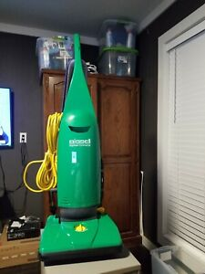 Bissell Big Green Commercial 13in Upright Vacuum Cleaner with Tools BGU5141T