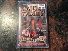 Manson Family Heltah Skeltah Cassette Tommy Wright iii Streetsmart Memphis TN