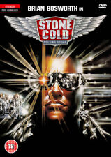 Stone Cold DVD (2016) Brian Bosworth ***NEW***